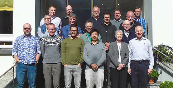 IOBC Workshop on Biological Control: Concepts and Opportunities. A very successful IOBC workshop was held in Engelberg, Switzerland, from 11-15 October 2015. The workshop brought together 19 participants from around the world to represent different aspects of biological control.