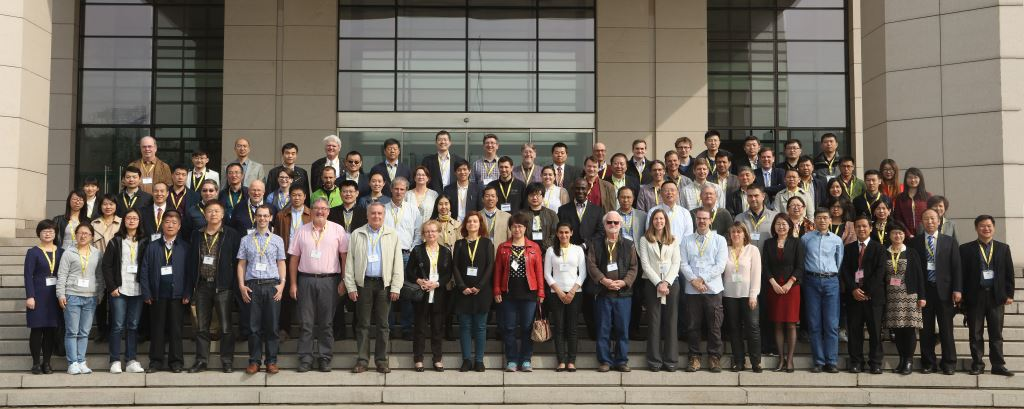 26th IWGO Conference participants from North America, Europe, Asia, South America and Africa, with above-average attendance by scientists from China.