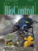BioControl - official journal of the International organisation for Biological Control (IOBC)