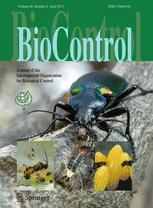 Biological control using invertebrates and microorganisms: plenty of new opportunities Joop C. van Lenteren, Karel Bolckmans, Jürgen Köhl, Willem J. Ravensberg, Alberto Urbaneja, BioControl (2017). doi:10.1007/s10526-017-9801-4