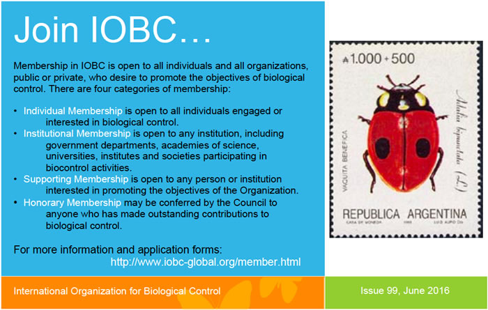 Apply for your IOBC Membership today!